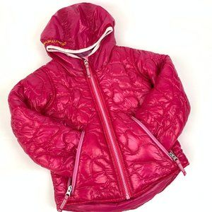 Obermyer Lovey Puffer Jacket Girls 3 Winter Ski